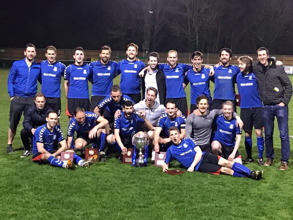 Cup Winners 16-17